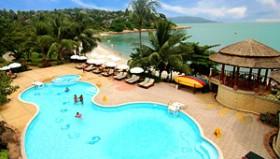 Arayaburi Boutique Resort on Koh Samui Island, Thailand
