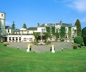 Duchally Country Estate in Gleneagles, Scotland
