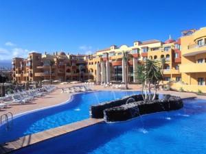Golf Plaza Spa Resort in the Golf Del Sur Resort, Tenerife