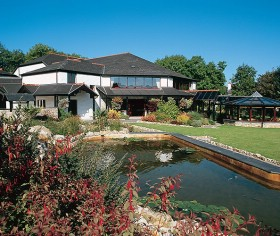 Hustyns Resort & Hotel in Wadebridge, Cornwall