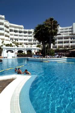 Santa Barbara Golf & Ocean Club in the Golf Del Sur Resort, Tenerife