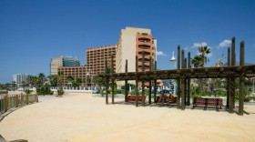 Sunset Beach Club, Benalmádena, Costa Del Sol, Spain